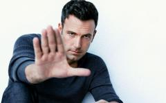 Ben Affleck è Batman