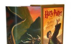 Harry Potter 7: nuovo indizio nella copertina Scholastic deluxe
