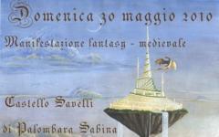 Festa fantasy Medievale I Reami di Arbor 2010 a Palombara Sabina