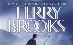Il nuovo romanzo di Terry Brooks: trama e copertina