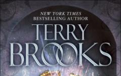 Il nuovo libro di Terry Brooks: Wards of Faerie