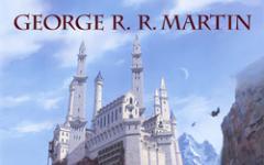George R.R. Martin e il calendario 2011 di Westeros