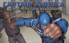 Captain America: The Winter Soldier Prelude Infinite Comic