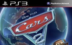 Cars 2, è arrivato il videogioco