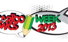 Inizia Cartoomics Week 2013