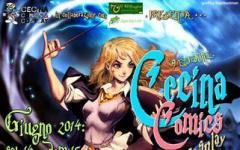 A giugno la manifestazione Cecina Comics & Cosplay con tanti autori fantasy emergenti