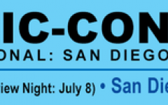 E fu sera e fu mattina al San Diego Comic-Con 2015, primo giorno