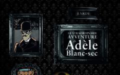 Adèle Blanc-Sec in fumetteria