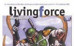 Living Force Magazine numero 12