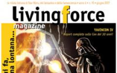 LIVING FORCE Magazine numero 15