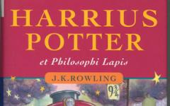 Harry Potter rilancia il latino