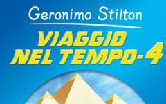 Geronimo Stilton: Viaggio nel Tempo 4!