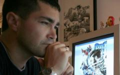 Gabriele Dell'Otto e i suoi supereroi tra fumetti, cinema e videogiochi