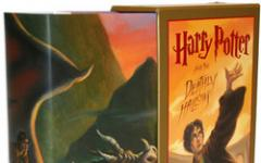 Gli spoiler di Harry Potter and the Deathly Hallows