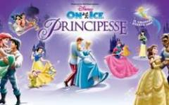 Le principesse Disney su ghiaccio