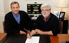Disney acquista la Lucasfilm