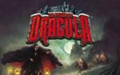 A Mantova Comics & Games 2007, Nexus Editrice presenta i giochi da tavolo La Furia di Dracula, Mag Blast e Cave Troll in edizione italiana