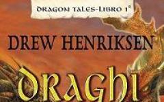 Il primo volume della serie Dragon Tales