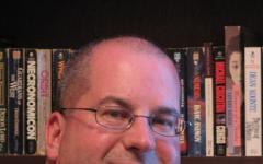 Drew Karpyshyn a Lucca Comics & Games 2014