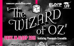 Corto dedicato al Mago di Oz  al Bloop Festival di Ibiza