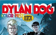 Dylan Dog Color Fest 12: Eroi