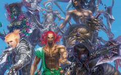 Savage Worlds a Lucca Comics & Games