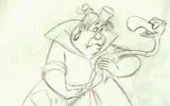 Attacchi d'arte sulle eroine Disney