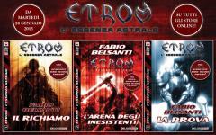 Arriva Etrom - L'essenza astrale