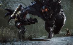 Evolve, il trailer del Behemoth
