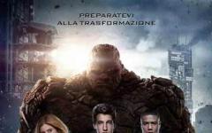 Trailer e poster italiani per Fantastic 4 - I Fantastici Quattro