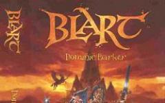 Blart: un romanzo fantasy divertente