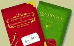 Il Quidditch e gli Animali Fantastici saranno ristampati anche in Italia