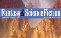 Fantasy & Science Fiction 9 è in edicola
