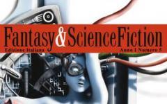 Fantasy & Science Fiction 5 è in edicola