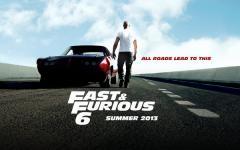 Fast & Furious 6 - Première mondiale a Londra