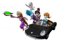 Disney Infinity presenta i nuovi personaggi interattivi  e la seconda serie di Gettoni