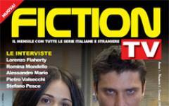E' in edicola il primo numero di Fiction TV