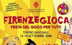 A Firenze la festa del gioco