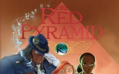 In arrivo Red Pyramid di Rick Riordan a fumetti