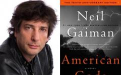 Neil Gaiman fa beneficenza con American Gods