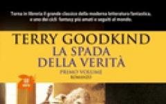 Fanucci Informa: La Spada di Goodkind c'è