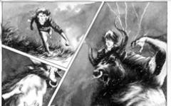 Il Ladro di Fulmini anche a fumetti
