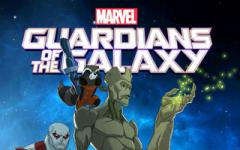 Guardiani della Galassia, in arrivo la serie animata