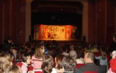 Hansel e Gretel a teatro