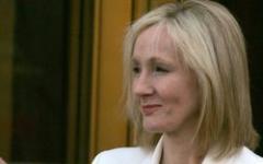 Un tè con J.K. Rowling