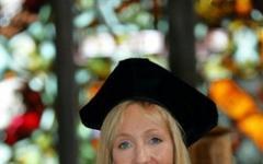 J.K. Rowling: quattro volte dottoressa