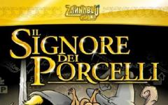 Il Signore dei Porcelli inaugura l'area fantasy di Cartoomics Milano