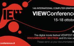 Christopher Burrows alla VIEW Conference di Torino