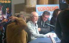 Lucca Comics & Games 2012: incontro con Giorgio Cavazzano