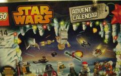 LEGO Star Wars: il calendario dell'Avvento